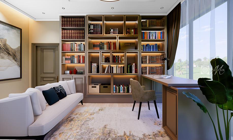 Ruang belajar freedom is ultimate luxury