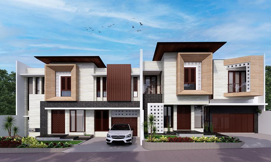delman5 rumah modern