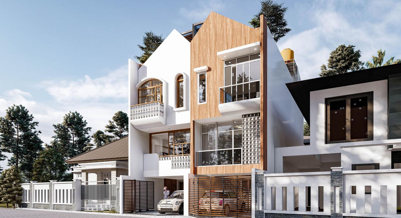 Rumah Smart Skandinamis by Mata Air