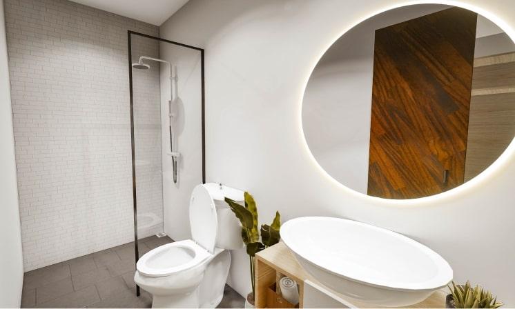 smart skandinamis bathroom